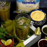 24 Mantra Organic Sattu Sharbat Recipe