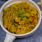 Valachi Khichdi or Walachi Khichdi from Marathi Cuisine