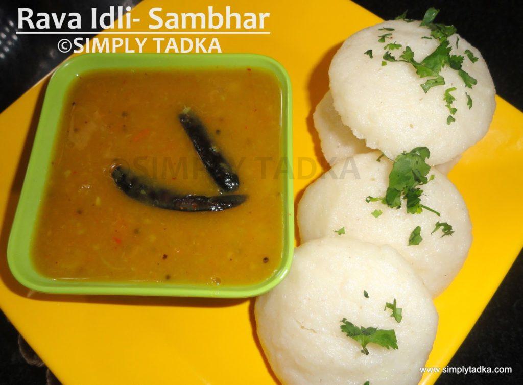 Homemade Sambar Recipe Simply Tadka