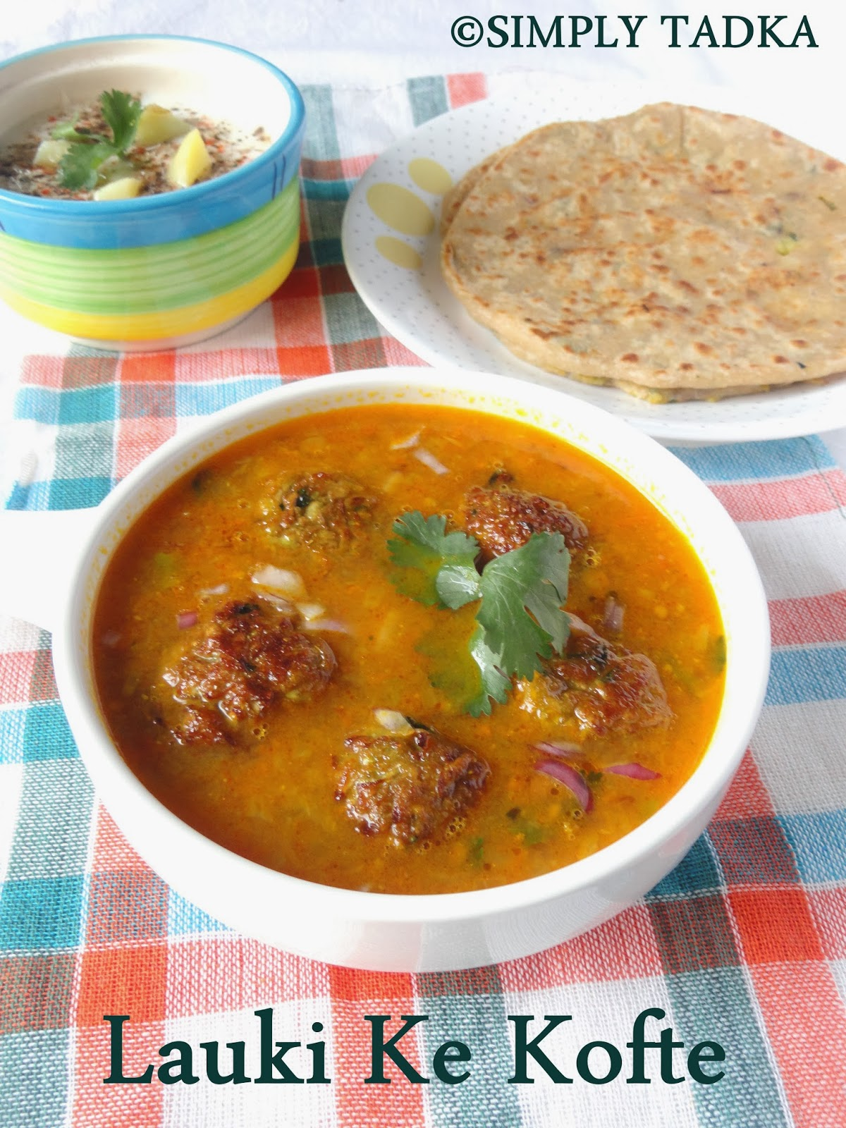 Lauki kofta recipe lauki ka kofta how to make bottle gourd kofta curry